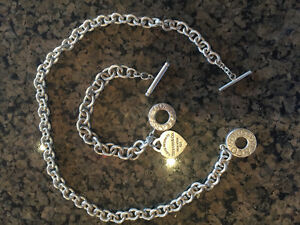 Authentic Tiffany & Co Necklace
