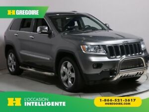 2012 Jeep Grand Cherokee LIMITED CUIR TOIT NAV BLUETOOTH CAMERA