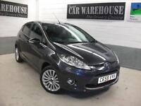 2009 Ford FIESTA TITANIUM Manual Hatchback