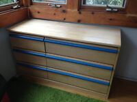 Well Kept 6 Drawer Dresser w/Great Space