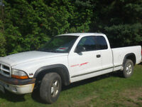 REDUCED 1999 Dodge Dakota Pickup Truck