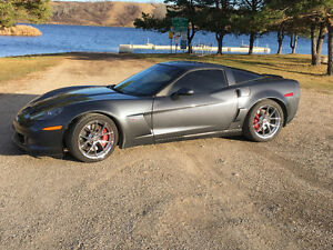 2009 Chevrolet Corvette Z06 Coupe ***505 HP***