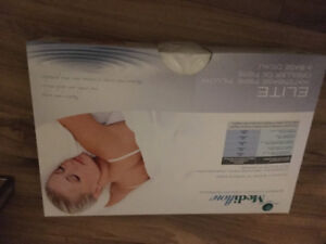 Mediflow elite pillow. Brand new in box. Asking 45$
