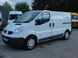 Renault Trafic 2.0dCi SWB 115PS 1 OWNER F/S/H SAME DAY FINANCE,AIR CON,SAT NAV