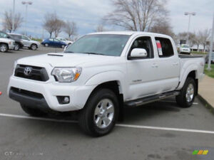 2015 Toyota Tacoma V6 TRD Dbl Cab, Tonneau, Run. Boards!  READ