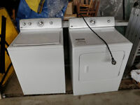 Matching Maytag Washer and dryer