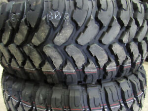 35X12.50R20 Comforser CF3000 (100% TREAD) (4 TIRES) NOTHING BUT