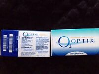 O2 Optix new boxes