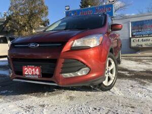 2014 Ford Escape FWD 4dr SE BACK UP CAM ACCIDENT FREE with winte