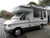 Auto Sleeper Clubman GL Two Berth VW T4 Camper Great Value Excellent Condition