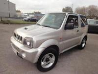 LHD 2005 Suzuki Jimny 4x4 Targa 1.5 DDIS ( Diesel ) 3 Door. SPANISH REGISTERED