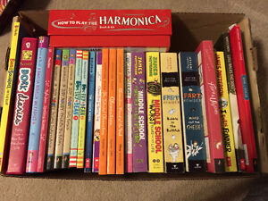 23 Young girl Books