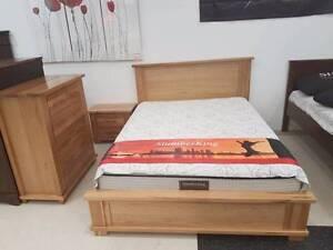 Floor Stock Clearance 4 pce Allegra Queen Bedroom Suite Was $2799 Wangara Wanneroo Area Preview