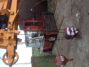 Nissan heavy duty forklift, great condition