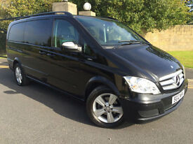 2012 12 MERCEDES-BENZ VIANO 2.2 CDI ( 163bhp ) ( LONG ) AUTOMATIC AMBIENTE