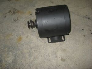 PISTON  WATER  PUMP  ELECTRIC  MOTOR