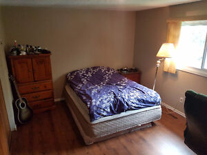 All inclusive master bedroom sublet June - August