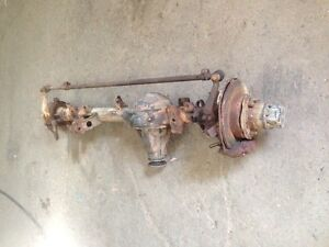1985 Toyota front differential