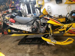 snowmobiles and parts