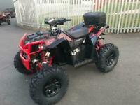 Polaris Scrambler 1000 S First in the UK