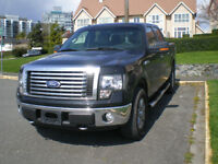 2010 Ford F150 Crew Cab 4X4 ONLY 91Km MINT CONDITION