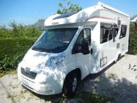 Elddis Aspire 265 4 Berth Rear Fixed Bed 2013 Motorhome For Sale Ref:15672