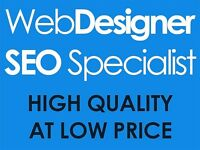 Professional & reliable web designer | Freelancer | Impressive portfolio and long experience