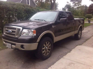 2007 f150 King Ranch Safetied & E-tested