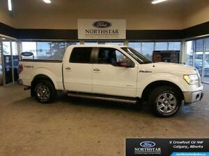 2012 Ford F-150 Lariat  - Leather Seats -  Bluetooth -  Heated S