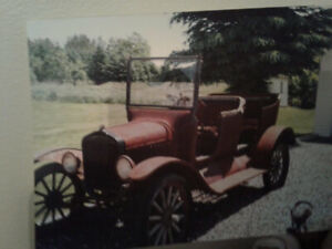 ford modele t 1921