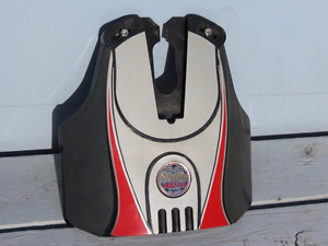 Sting Ray outboard stabilizer