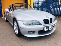 2001 BMW Z3 2.2 Roadster 2dr Petrol Automatic (229 g/km, 170 bhp)