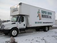 Super Duper Movers