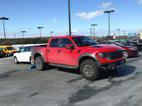 2013 Ford F-150 SVT Raptor (Open to offers)