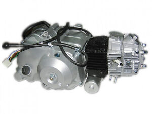 110cc or 125cc manual with clutch engine