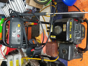 Be 3100 psi pressure washer for sale