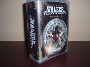 Walker ~ Texas Ranfer