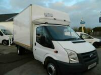 679e90f378 Ford Transit 350 LWB 12ft Luton with Tail Lift  One Owner  69