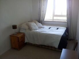 I have a Double room to rent as a flat share.Top floor spacious apartment 5 min from beach. £125 pw