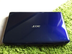 Old Acer laptop with high specs in perfect condition