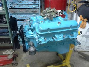 326 pontiac motor