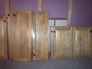 Panneaux armoires