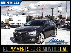 2014 Chevrolet Cruze 2LT   RS Edition Leather Bluetooth rear Cam