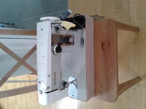 1950's White sewing machine