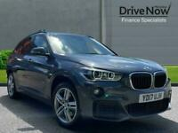 2017 BMW X1 2.0 20i M Sport Auto xDrive (s/s) 5dr SUV Petrol Automatic