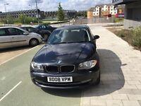 2008 BMW 1 SERIES 118 DIESEL FULL SERVICE HISTORY