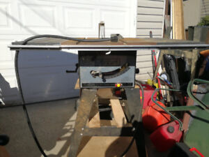 "Craftsman 10"" Tablesaw - 1hp 14A"