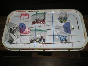 ALL-STAR TABLE HOCKEY GAME - TEAM CANADA TEAM USA SWEDEN FINLAND