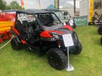 Can-Am Maverick Trail 800 DPS Side By Side 2/4wd Road Legal