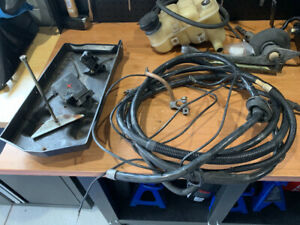 BMW e30 Battery Relocation Cable